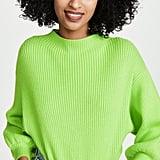 Line & Dot Neon Alder Sweater