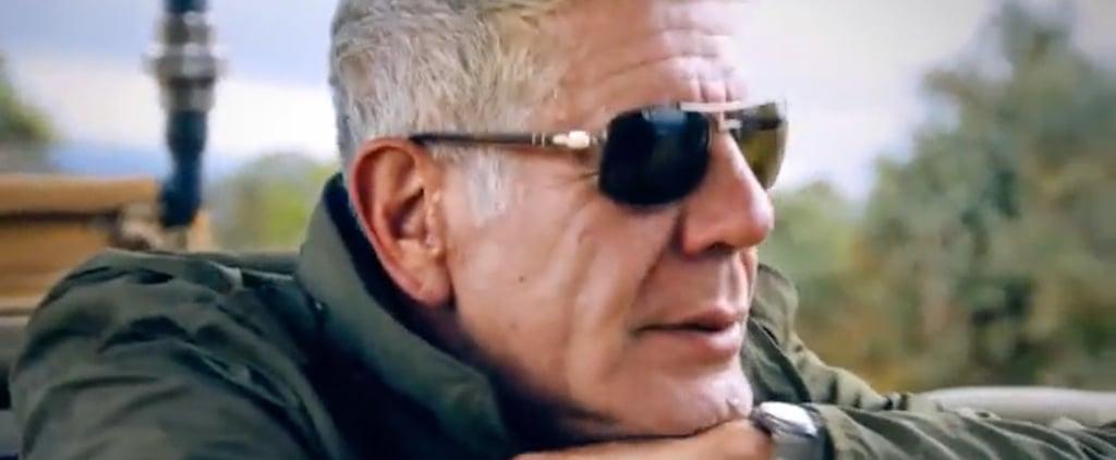 Anthony Bourdain: Parts Unknown Final Season Trailer