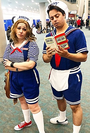 Couples Halloween Costumes 2019 Diy.Couple Halloween Costumes The Halloween