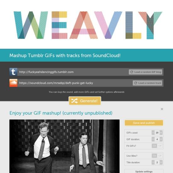 GIF Video Maker Online | POPSUGAR Tech