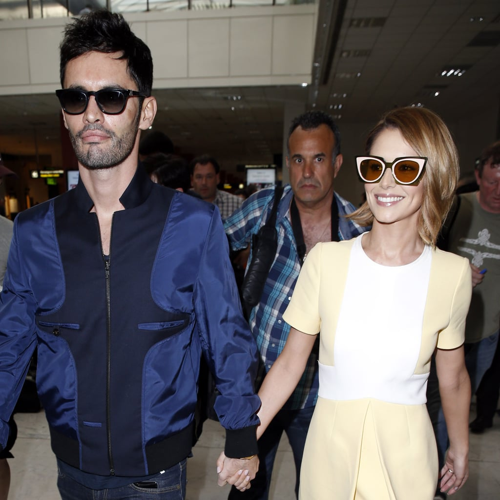 Celebrities Arrive For the 2015 Cannes Film Festival
