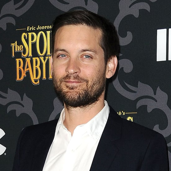 Tobey Maguire With a Buzz Cut | Pictures