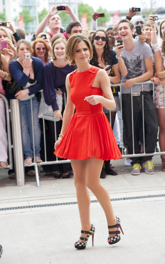 Pictures from The X Factor Auditions
