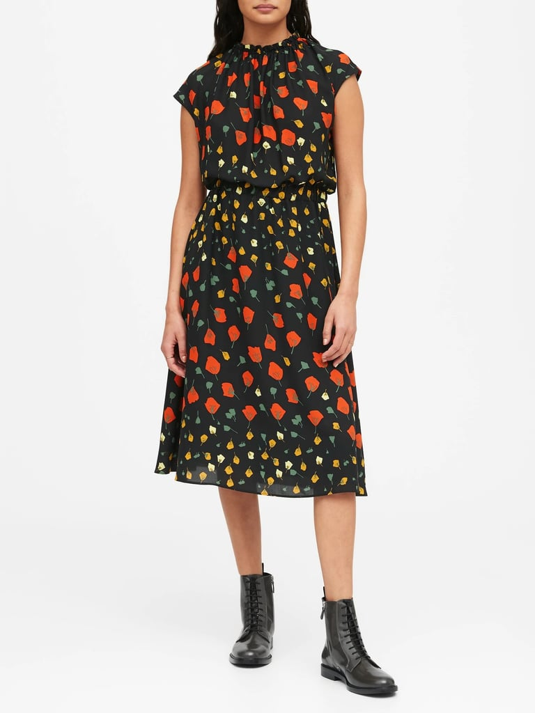 Best Spring Dresses From Banana Republic
