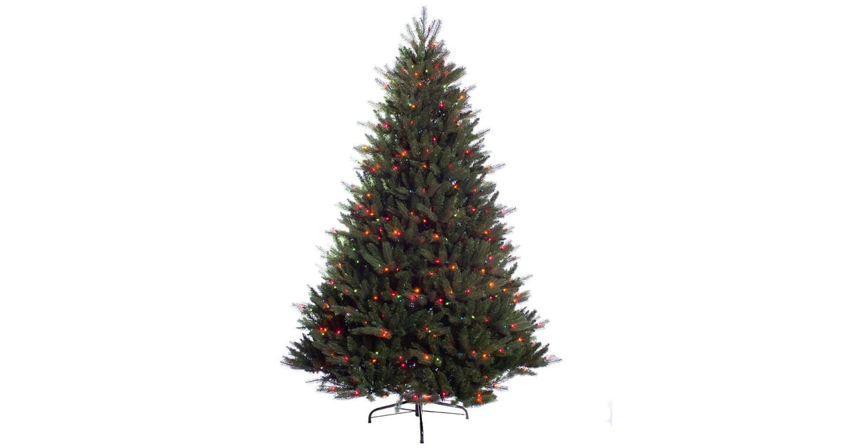7 Ft Pre Lit Incandescent Douglas Fir Premier Artificial