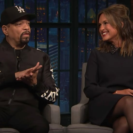 Mariska Hargitay and Ice T on Their Friendship on Late Night