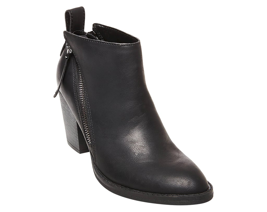 3d8ae47d80a1 DV Jameson Double Side Zip Booties