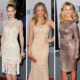 People's Choice Awards Red Carpet Pictures