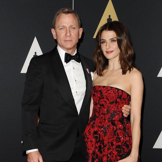 Rachel Weisz Welcomes First Child With Daniel Craig