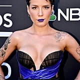 Halsey With a Pixie Cut