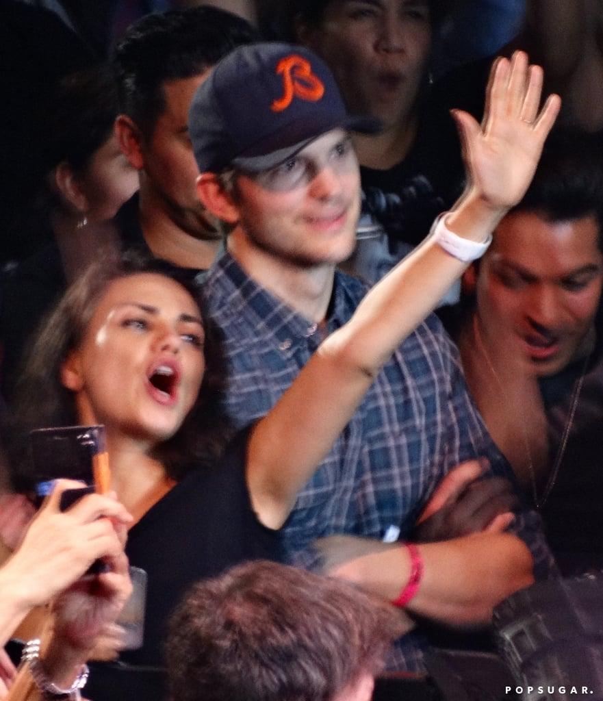 Reasons that Ashton Kutcher is a popular celebrity?
