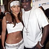 Jennifer Lopez and Puff Daddy