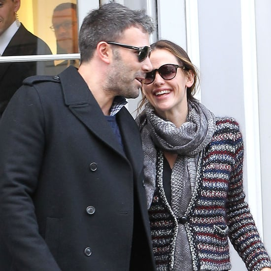 Ben Affleck and Jennifer Garner in Paris | Pictures