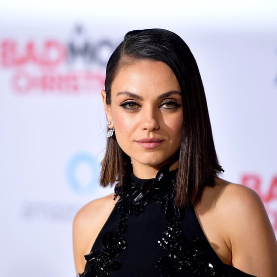 Parenting Lessons From Mila Kunis 2017