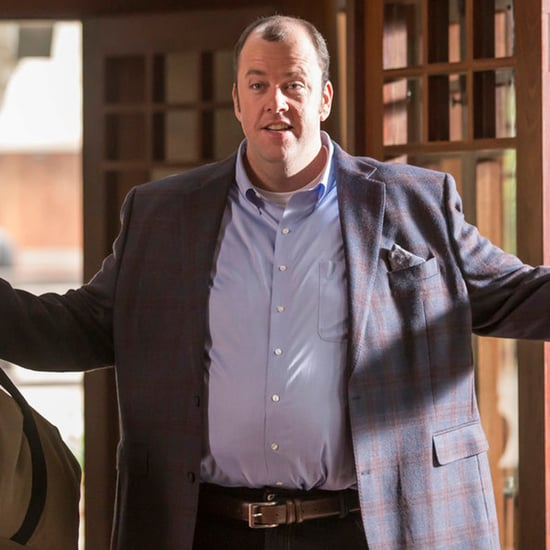 Does Toby Wear a Fat Suit on This Is Us?