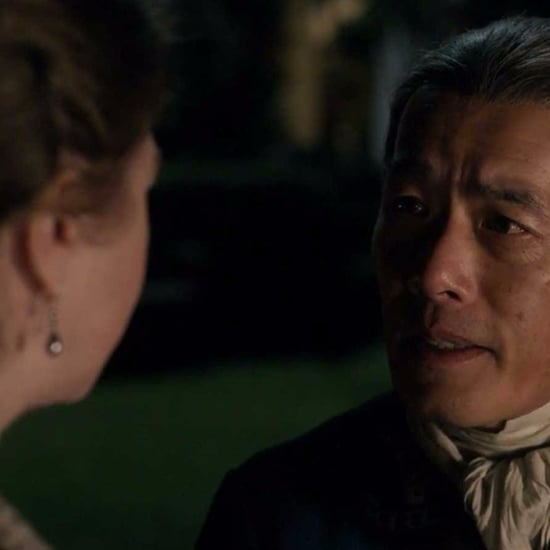 Do Mr. Willoughby and Margaret Get Together in Outlander?