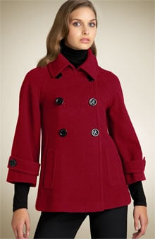 Trend Alert: Three-Quarter Sleeve Coats