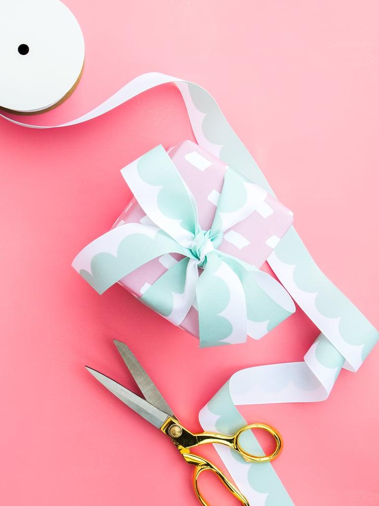 How To Wrap A Gift Popsugar Home Australia