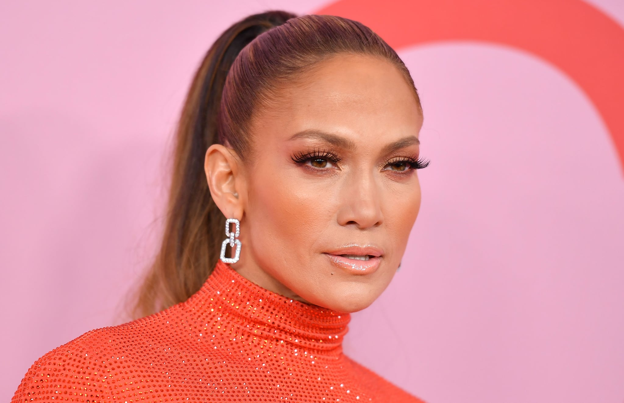 CFDA Fashion Icon Award recipient US singer Jennifer Lopez arrives for the 2019 CFDA fashion awards at the Brooklyn Museum in New York City on June 3, 2019. (Photo by ANGELA  WEISS / AFP)        (Photo credit should read ANGELA  WEISS/AFP via Getty Images)