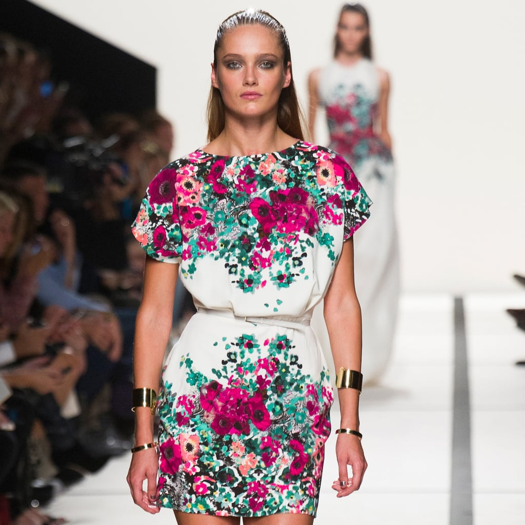 Elie Saab Spring 2014: A Garden Party For the Stars