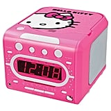 Hello Kitty Alarm Clock ($40)
