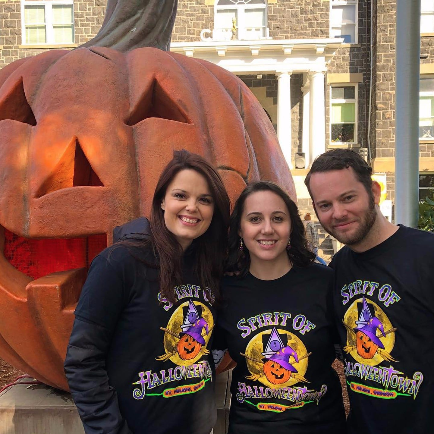 Halloweentown Cast Reunion 2017 Popsugar Entertainment