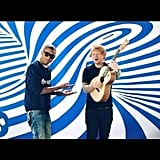"Best Male Video: ""Sing"" by Ed Sheeran Featuring Pharrell Williams"