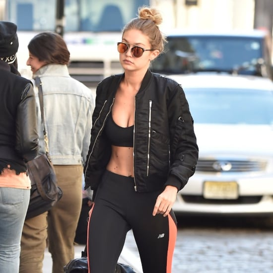 Gigi Hadid Workout Clothes