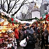 Columbus Circle Holiday Market, Nov. 28 to Dec. 24