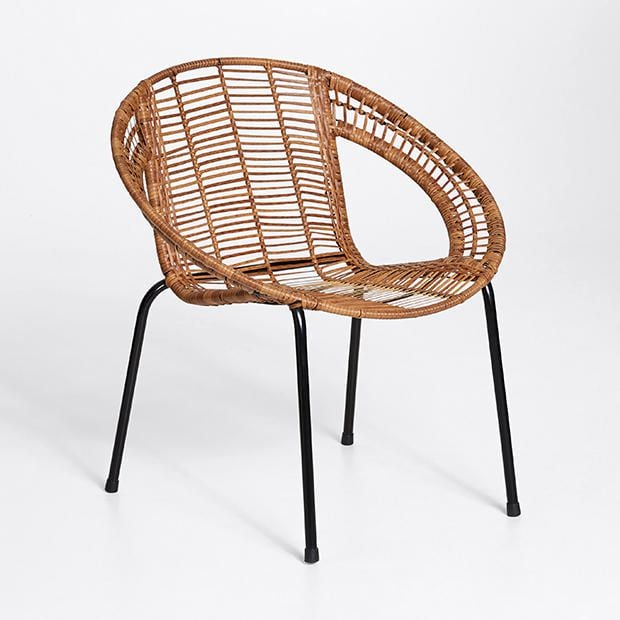 And a cheaper option. Woven Lounger Chair ($49)