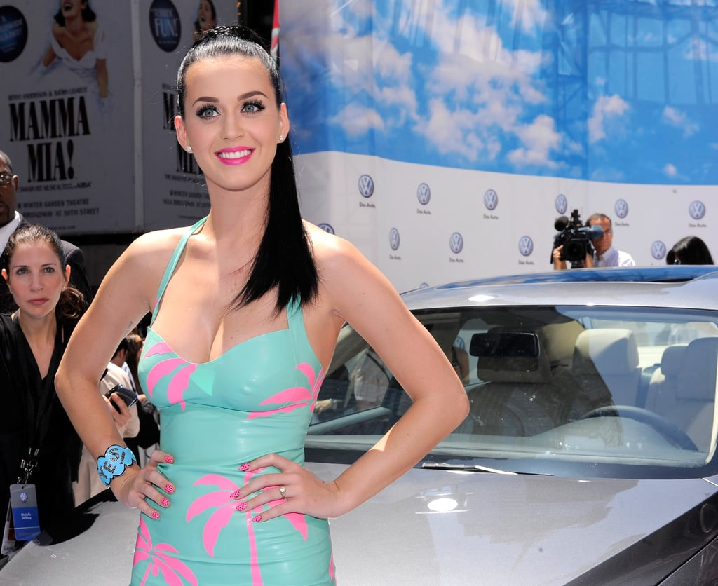 Pictures Of Katy Perry Performing At Volkswagens Jetta Launch In Nyc  Popsugar -2764