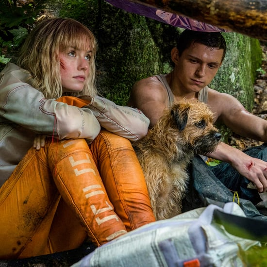 Watch Tom Holland in This Exclusive Chaos Walking Clip