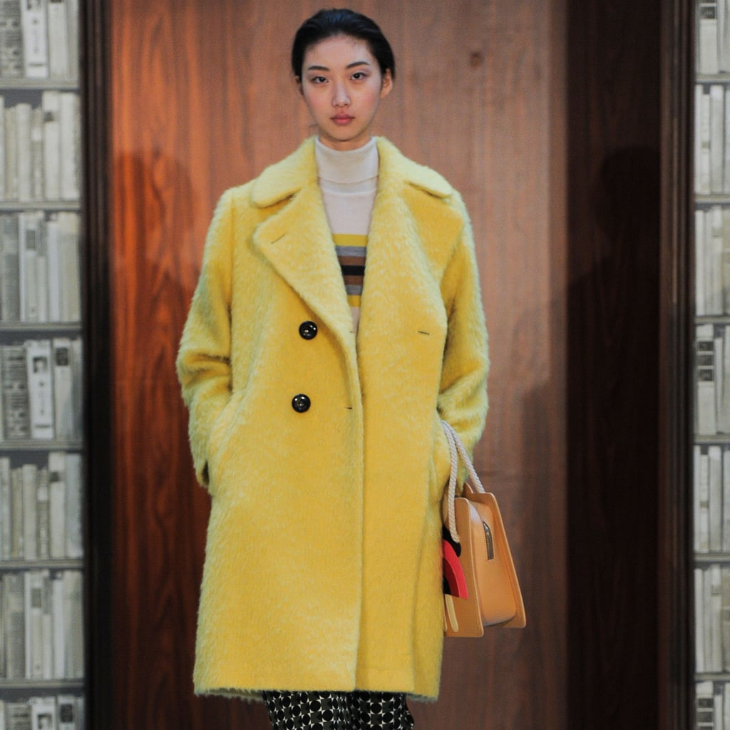 Orla Kiely Autumn/Winter 2015 Collection and Clarks Shoes