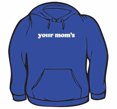 Giggle's Anti-Gift Guide: The Inappropriate Hoodie