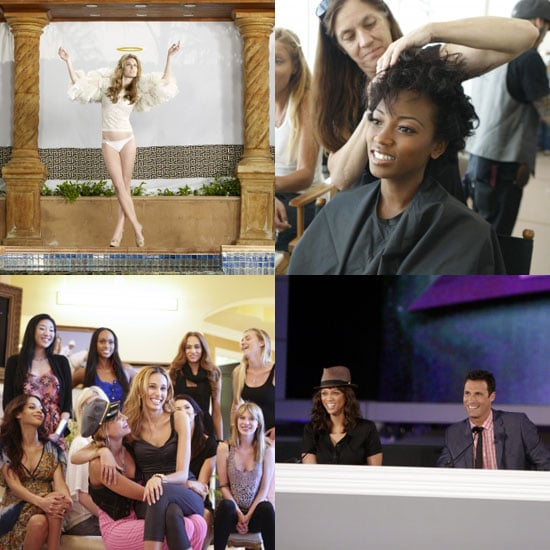 America's Next Top Model All-Star Premiere Pictures