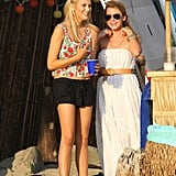 Photos of The Hills Cast on Malibu Beach