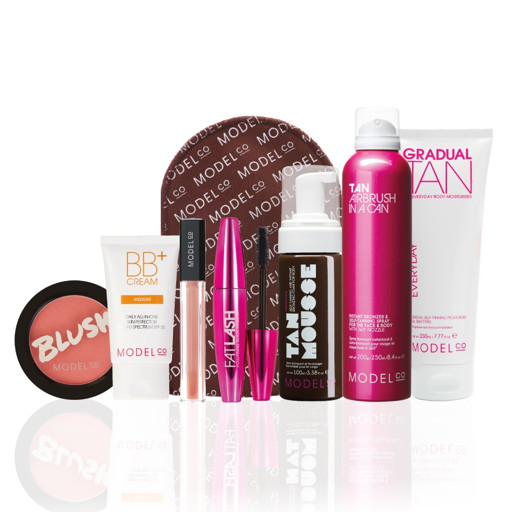 Stock up on your favourite ModelCo products and win free stuff. Talk about win-win. . .