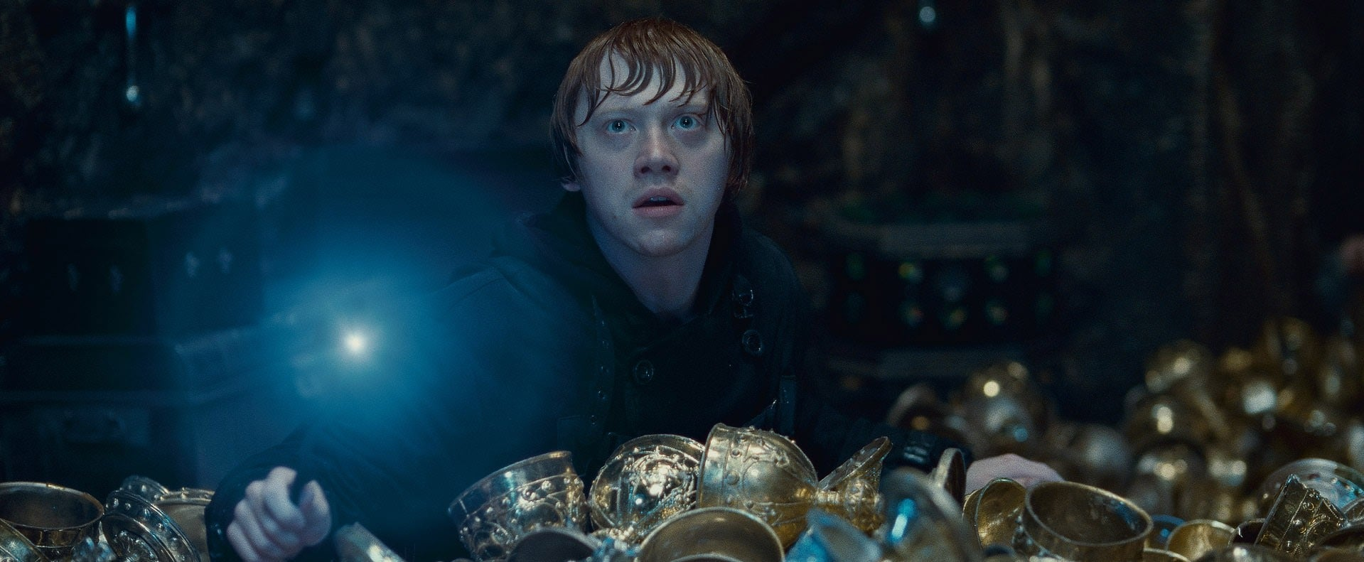 Harry Potter Theory That Ron Weasley Is a Death Eater
