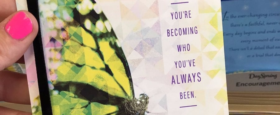 Hallmark Celebrates Gender Transitioning With This Beautiful Butterfly Card