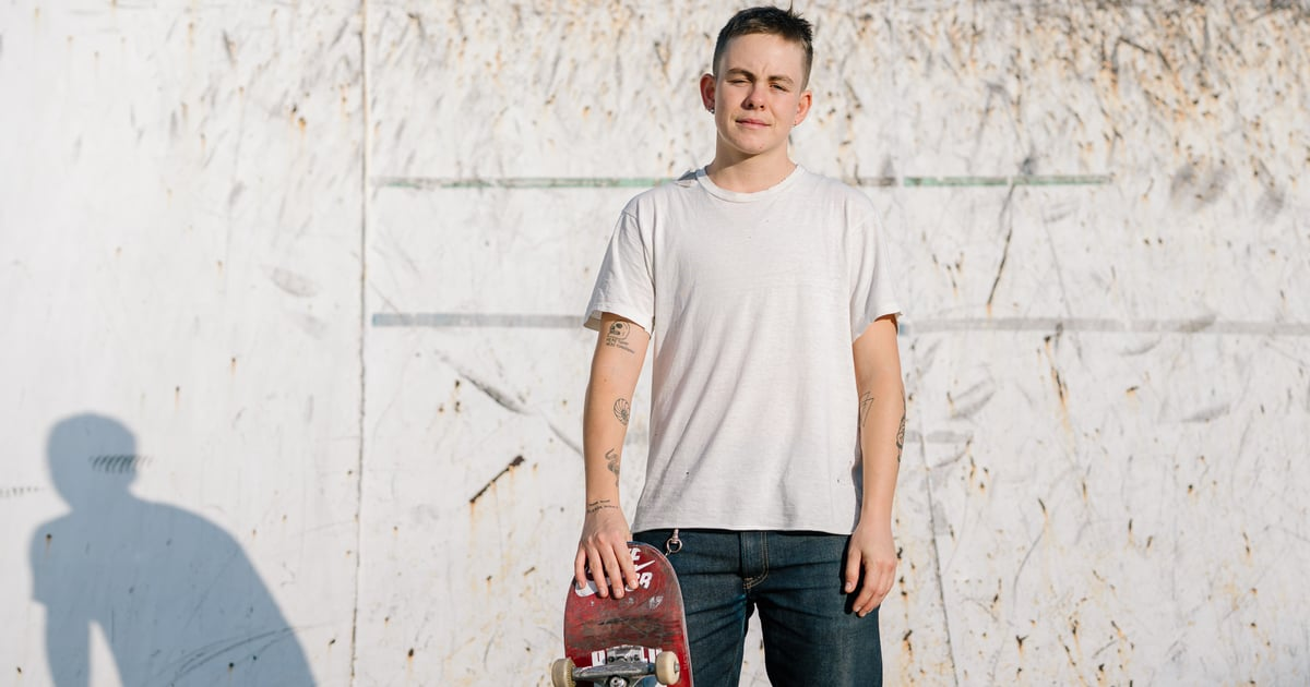 Leo Baker Says Living Authentically as Nonbinary Means More Than Any Skateboarding Win