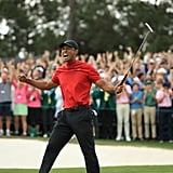Tiger Woods Secures His Legacy at the Masters
