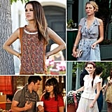 All of our favorite shows — from Gossip Girl to New Girl — are coming back from their Summer hiatus, and we can't take our eyes off the clothing.