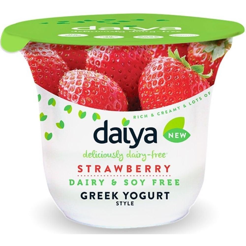 Daiya Dairy-Free Strawberry Greek Yoghurt