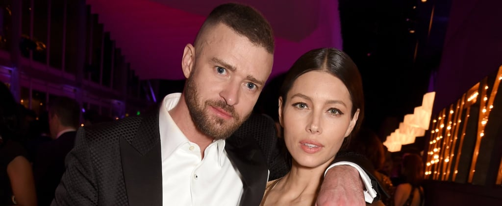 The Sweet Way Justin Timberlake Celebrated His Wedding Anniversary With Jessica Biel