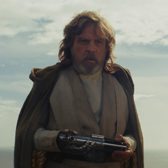 Mark Hamill's Tweet About Luke Skywalker in Last Jedi 2017
