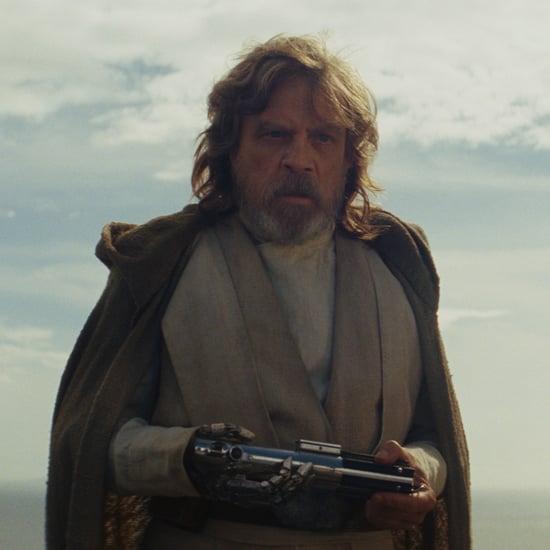 Mark Hamill's Tweet About Luke Skywalker in Last Jedi 2017