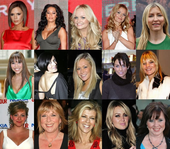 Pop Poll on Celebrity Mum of the Year 2008 Result