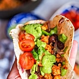 Tempeh Tacos With Creamy Avocado Sauce