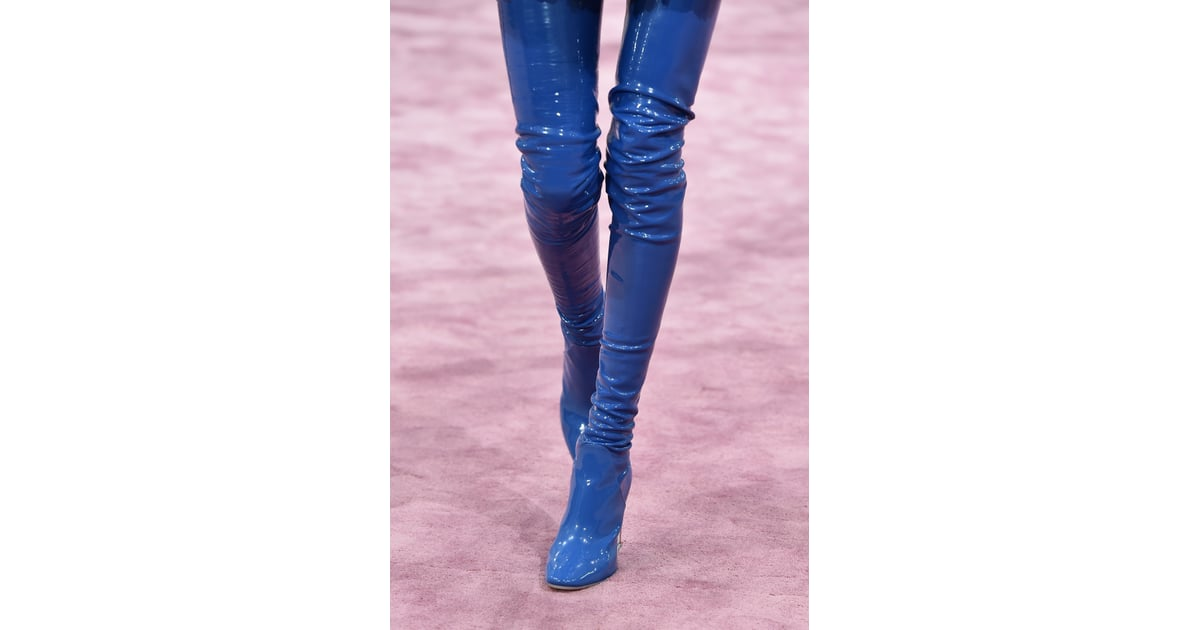 Thigh High Rubber Boots - Boot Hto