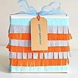 Fringe Gift Wrap